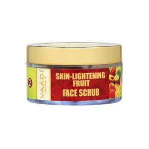 Vaadi Herbal Skin - Lightening Fruit Face Scrub