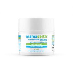 Mamaearth Milky Soft Diaper Rash Cream For Babies