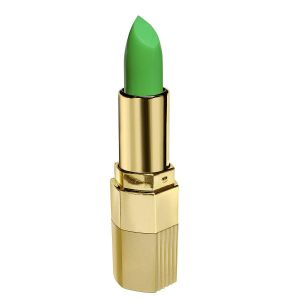 Blue Heaven Xpression Lipstick, Green Natural