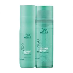 Wella Professionals Invigo Volume Boost Shampoo and Mask Combo