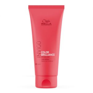 Wella Professionals INVIGO Color Brilliance Conditioner (Also Suitable For Colored Hair)