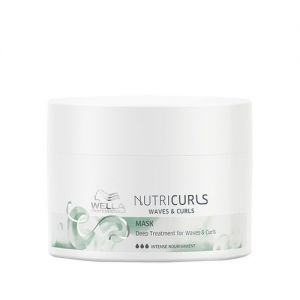 Wella Professionals NUTRICURLS Deep Treatment Mask For Waves & Curls