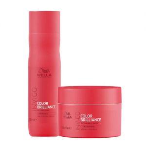 Wella Professionals INVIGO Color Brilliance Shampoo+Mask Combo