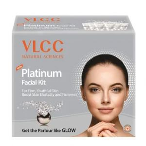 VLCC Platinum Facial Kit For Firm, Youthful Skin